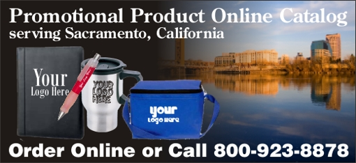 Promotional Products Sacramento, California